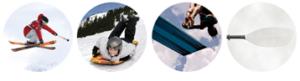 CFRT-アプリケーション-スポーツ用品