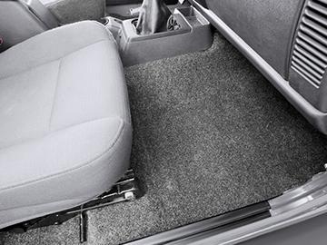 自動車内装用CFRT 絨毯