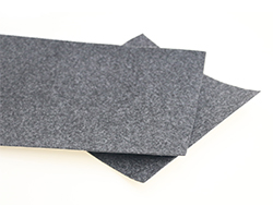 CFRT 造形された自動車用絨毯